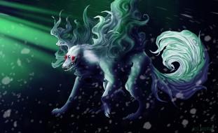 разное, арты, арт, аниме, инуяша, сешимару, демон-пёс