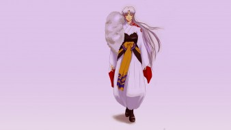 аниме, inuyasha, сешимару, фон, арт