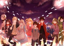 аниме, kagerou project, kagerou, project, tateyama, ayano, seto, kousuke, kozakura, mary, kido, tsubomi, kokonose, haruka, kisaragi, shintaro, momo, парни, enomoto, takane, amamiya, hibiya, девушки, арт, mekakucity, actors, kano, shuuya
