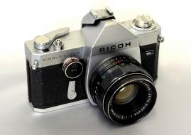 ricoh singlex tls, бренды, ricoh, фотокамера