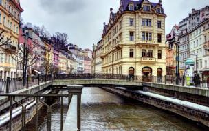 карловы вары Чехия, города, - улицы,  площади,  набережные, курорт