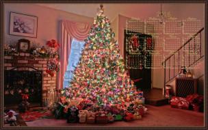 календари, праздники,  салюты, ёлка, праздник