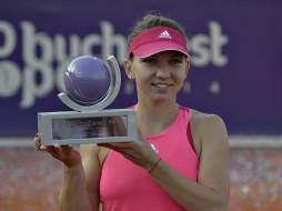 спорт, теннис, Simona Halep